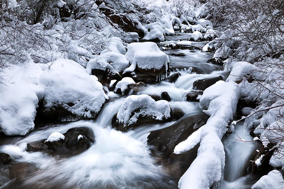Snowy Falls 2