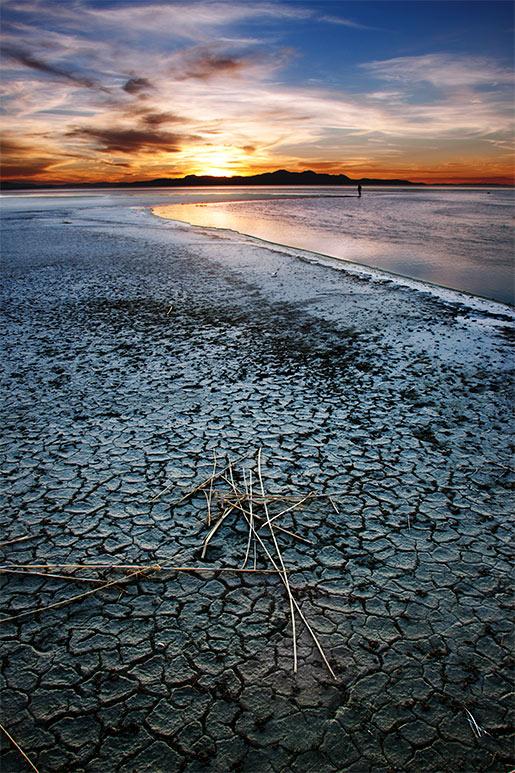 Muddy Salt Lake