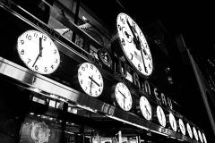 NYC Clocks