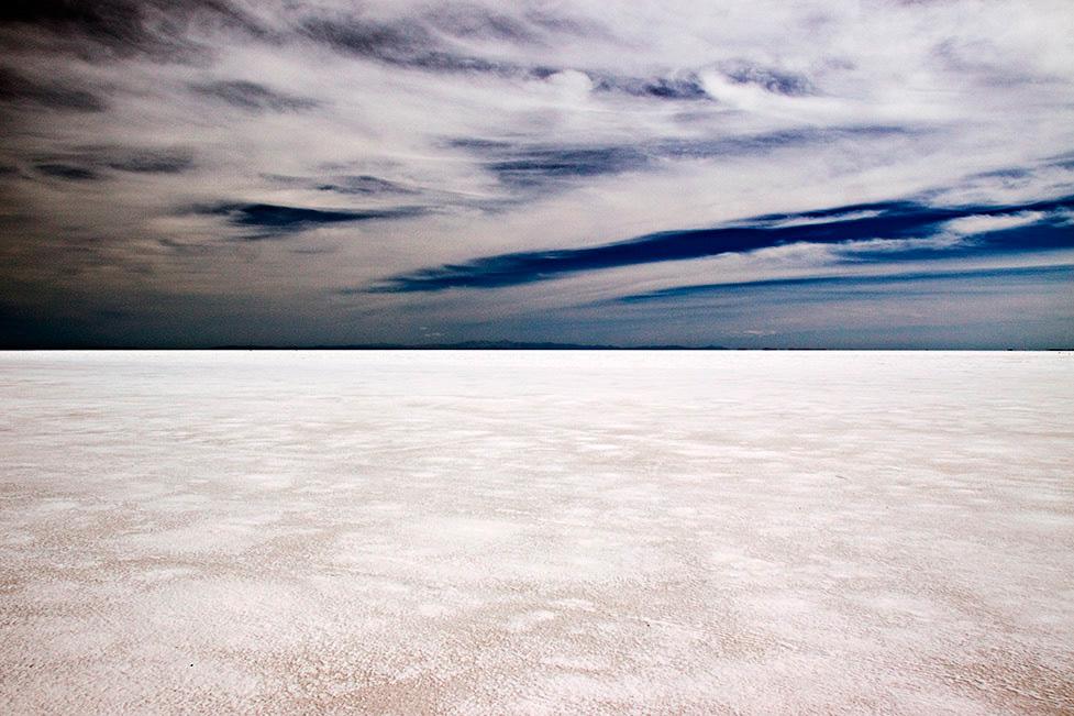 Salt Flats Symmetry